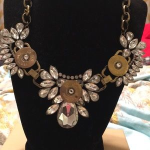 Adjustable DIY shotgun shell necklace